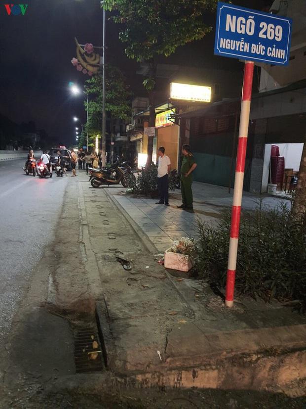 Va chạm giao thông, 1 thanh niên ở Quảng Ninh bị đâm tử vong tại chỗ - Ảnh 1.