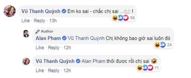 Hậu xác nhận làm bạn, Alan Phạm - Vũ Thanh Quỳnh liền đổi luôn cách xưng hô - Ảnh 2.