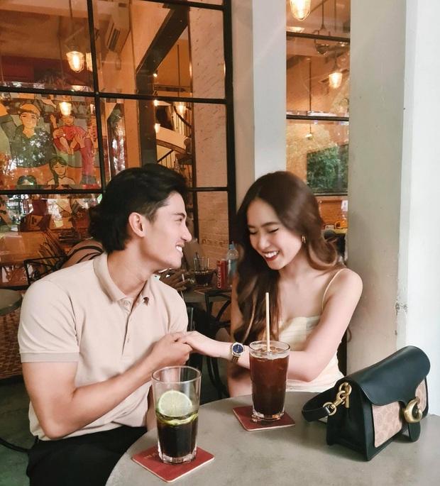 Mina Nguyễn - Nguyễn Đạt liên tục hẹn hò sau Người ấy là ai: Ánh mắt ấy quá thắm thiết ân tình! - Ảnh 5.