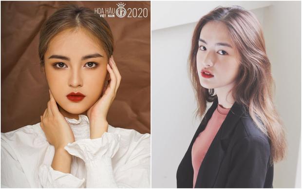 So ảnh dự thi Hoa hậu Việt Nam và ảnh trên mạng của dàn thí sinh, ai sẽ xinh đẹp bất chấp? - Ảnh 9.