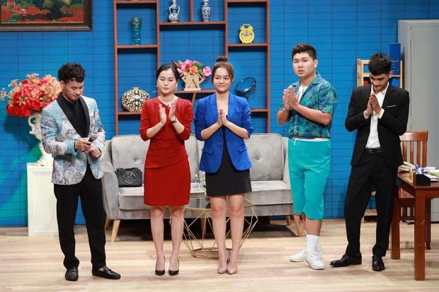 Bằng kinh nghiệm hôn nhân, Phạm Quỳnh Anh khiến khán giả xúc động khi giải quyết vụ ly hôn tại Ơn giời - Ảnh 3.