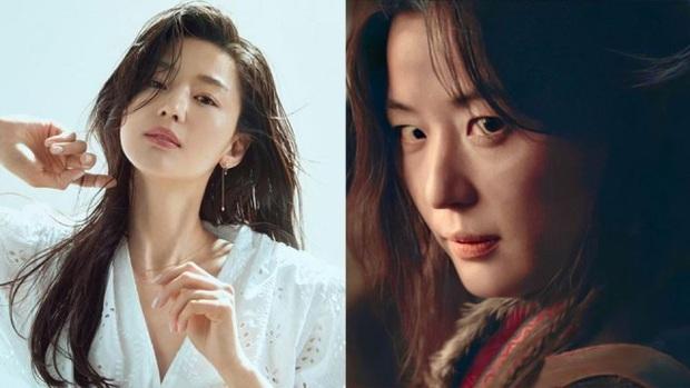 """Sau màn cameo 10 giây ở Kingdom, """"mợ chảnh"""" Jeon Ji Hyun chốt đơn lia lịa vai chính tiền truyện bom tấn zombie gây sốt - Ảnh 1."""