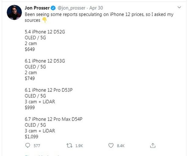 Dù có nhiều tính năng mới, iPhone 12 vẫn sẽ có giá vừa túi tiền? - Ảnh 5.