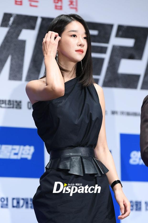 6 nàng Bạch Tuyết xứ Hàn: Da trắng, tóc đen như gỗ mun, có người 30 tuổi rồi vẫn chưa một lần nhuộm tóc - Ảnh 1.