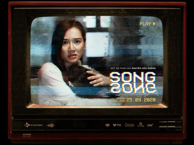 Phim Song Song của Nhã Phương tung teaser đẫm máu nhân tiện bác bỏ tin đồn đạo nhái poster - Ảnh 11.