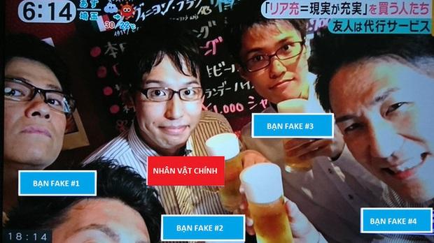 Nhật Bản nở rộ dịch vụ cho thuê bạn giả với giá 1,7 triệu đồng/người để sống ảo trên mạng xã hội - Ảnh 3.