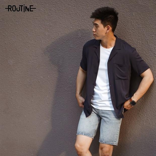 Chẳng màng ăn diện, anh điều dưỡng Kim Soo Hyun chỉ mặc dăm ba món đồ cơ bản vẫn khiến chị em xuýt xoa - Ảnh 18.