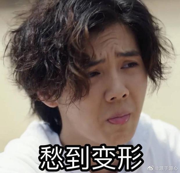"""Lộc Hàm tái xuất với tạo hình """"nghèo rớt mồng tơi"""" ở phim mới khiến fan hú hồn không nhận ra idol - Ảnh 9."""