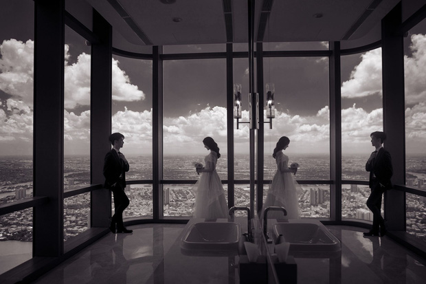 Thuý Vân tung ảnh cưới với ông xã doanh nhân trước thềm hôn lễ: Ánh mắt và nụ cười hạnh phúc nói lên tất cả! - Ảnh 10.