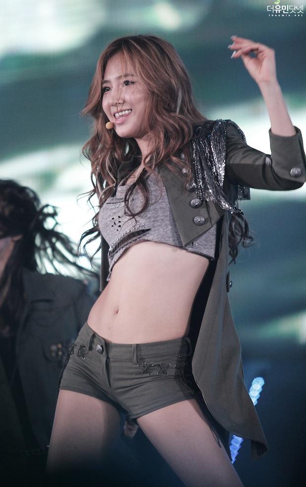 Mỹ nhân SNSD được tôn làm nữ idol body đẹp nhất Kpop: Đâu cần eo 0% mỡ thừa, chân thon nhưng vẫn gây bão suốt 10 năm - Ảnh 5.