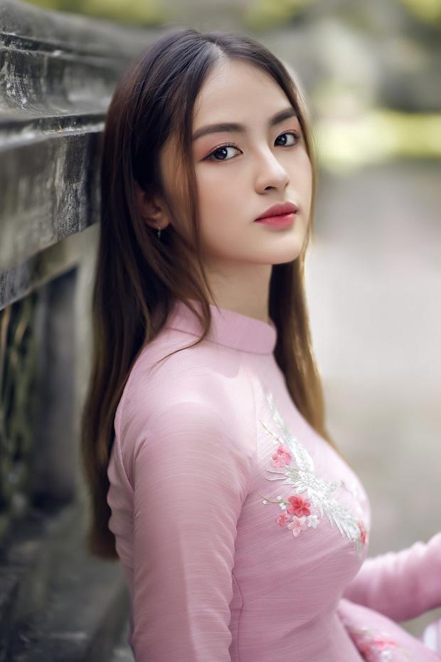 Hoa khôi ĐH Ngoại Thương: Profile cực đỉnh, thần thái hút hồn, body nóng bỏng, ứng cử viên sáng giá Hoa hậu Việt Nam 2020 - Ảnh 5.