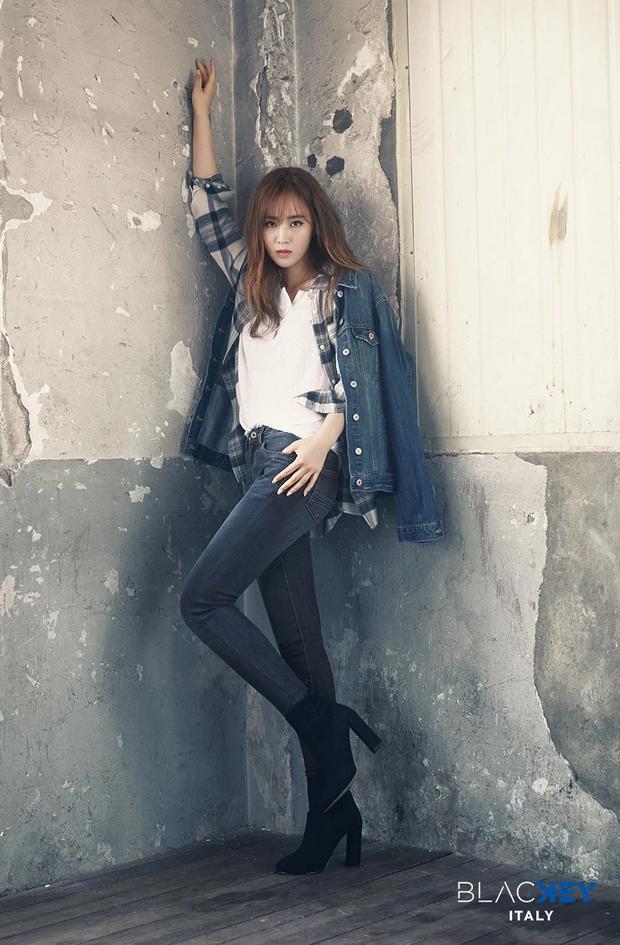 Mỹ nhân SNSD được tôn làm nữ idol body đẹp nhất Kpop: Đâu cần eo 0% mỡ thừa, chân thon nhưng vẫn gây bão suốt 10 năm - Ảnh 31.
