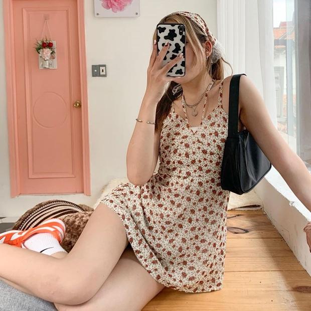 Học Black Pink chiêu diện váy 2 dây kín bưng nhưng xinh xẻo, nàng nào bắp tay to càng nên áp dụng  - Ảnh 15.