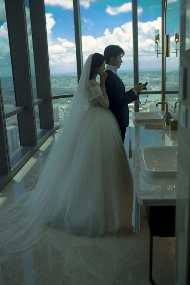 Thuý Vân tung ảnh cưới với ông xã doanh nhân trước thềm hôn lễ: Ánh mắt và nụ cười hạnh phúc nói lên tất cả! - Ảnh 8.