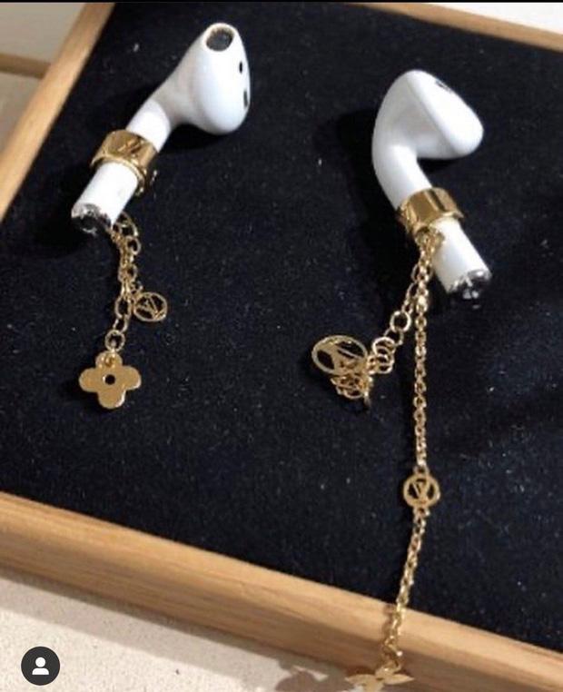 Rộ tin Louis Vuitton ra mắt trang sức cho Airpods, giá 8,5 triệu đồng - Ảnh 3.
