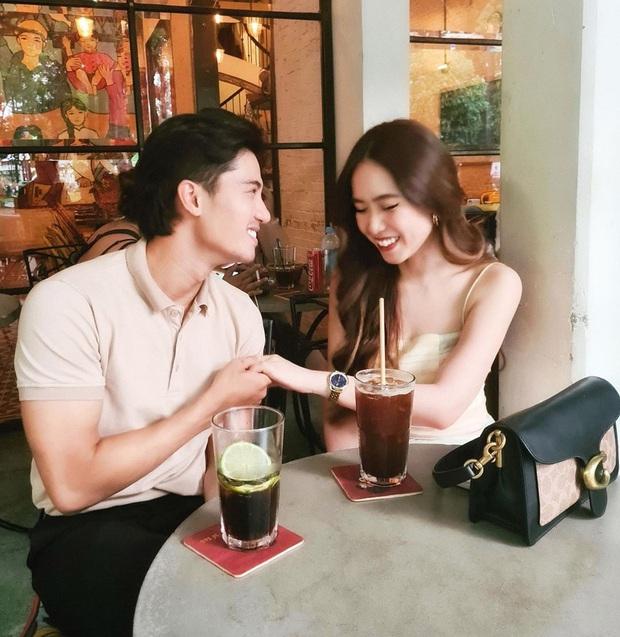 Mina Nguyễn Người ấy là ai liên tục khoe ảnh hẹn hò, thanh niên đeo giùm giỏ cho gái xinh nữa chứ quá là sến - Ảnh 4.