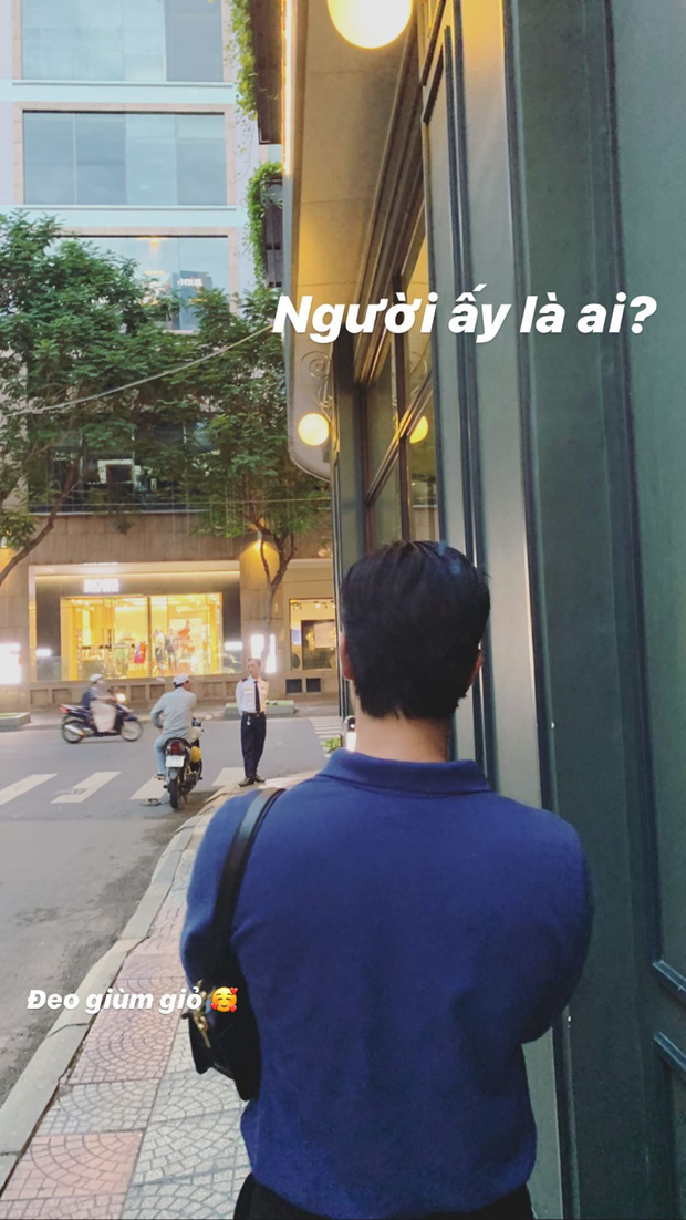 Mina Nguyễn Người ấy là ai liên tục khoe ảnh hẹn hò, thanh niên đeo giùm giỏ cho gái xinh nữa chứ quá là sến - Ảnh 2.