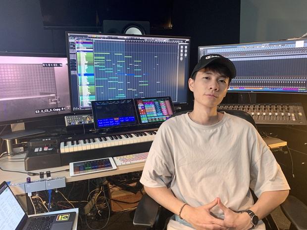 Chàng trai Việt đầu tiên được làm việc cùng nhà soạn nhạc huyền thoại của Lion King, The Dark Knight, Inception… - Ảnh 1.