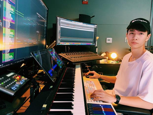 Chàng trai Việt đầu tiên được làm việc cùng nhà soạn nhạc huyền thoại của Lion King, The Dark Knight, Inception… - Ảnh 4.