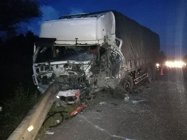 Vụ tai nạn 8 người tử vong ở Bình Thuận: Xe khách giảm tốc độ 80km/h xuống 69km/h trong 1 phút trước khi xảy ra tai nạn - Ảnh 2.