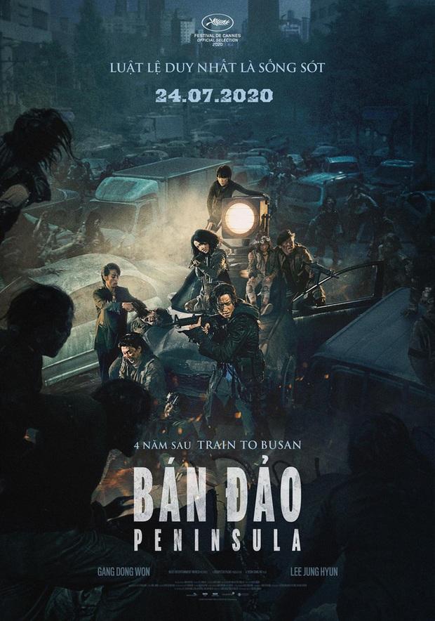 Cán mốc doanh thu khủng ở phòng vé châu Á, Peninsula xứng danh cú hích của điện ảnh thế giới hậu Covid-19 - Ảnh 1.
