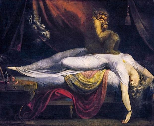 Bóng đè, mộng du, nói mớ,... loạt hiện tượng lạ khiến ta rùng mình khi ngủ và lời giải thích của khoa học - Ảnh 1.