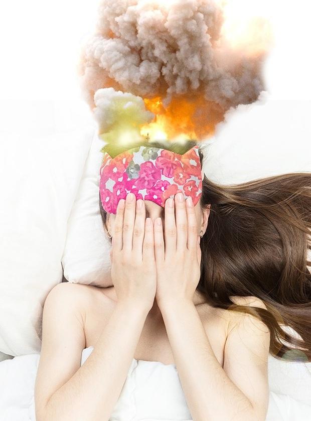 Bóng đè, mộng du, nói mớ,... loạt hiện tượng lạ khiến ta rùng mình khi ngủ và lời giải thích của khoa học - Ảnh 6.