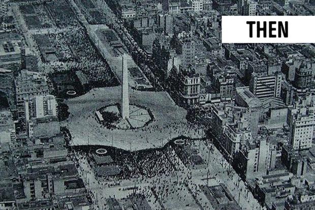 12 thành phố thay da đổi thịt đến đáng sợ, khiến chúng ta phải ngỡ ngàng trước sức mạnh của thời gian - Ảnh 3.