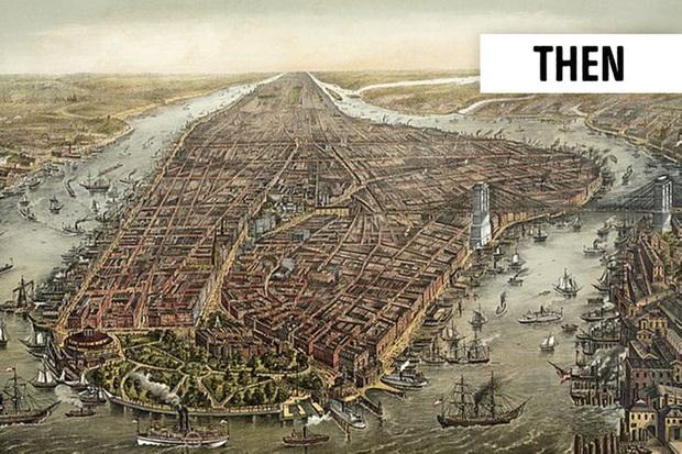 12 thành phố thay da đổi thịt đến đáng sợ, khiến chúng ta phải ngỡ ngàng trước sức mạnh của thời gian - Ảnh 23.