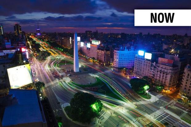 12 thành phố thay da đổi thịt đến đáng sợ, khiến chúng ta phải ngỡ ngàng trước sức mạnh của thời gian - Ảnh 4.