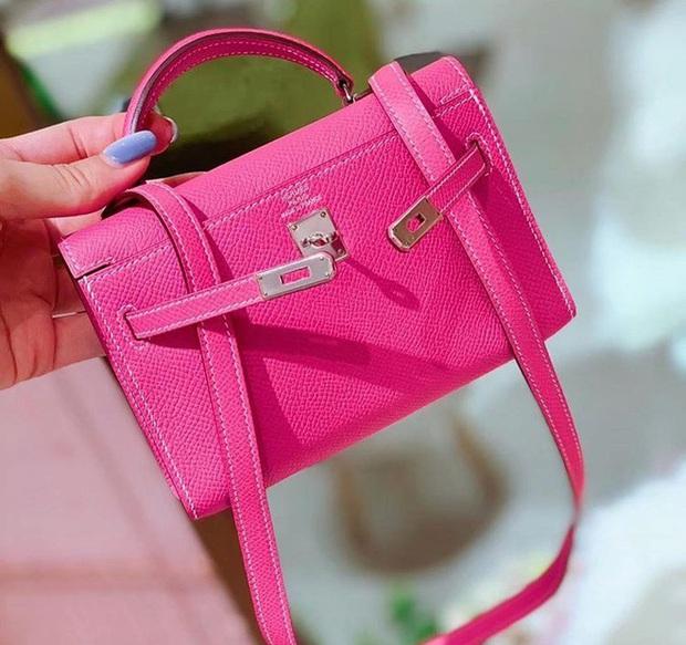 Ngọc Trinh có mua đồ hiệu mạnh tay đến mấy cũng thua nữ tỷ phú chi 350 triệu sắm chiếc túi Hermès vô dụng - Ảnh 6.