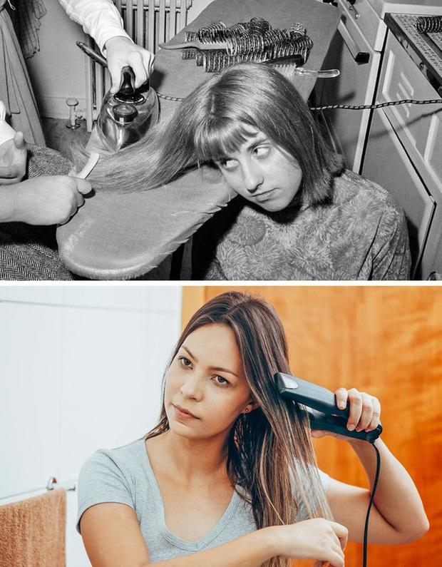 Cận cảnh những phương pháp làm đẹp từ 100 năm trước của chị em phụ nữ, nhiều cái trông không khác gì trong phim kinh dị - Ảnh 9.