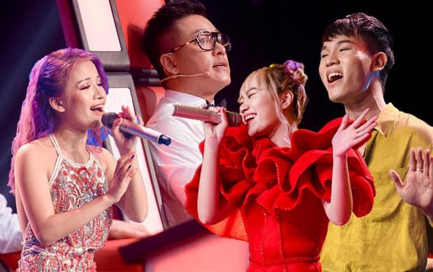 Tuấn Hưng tuyên bố giải nghệ, khán giả sẽ nhớ mãi hình ảnh 1 HLV điềm đạm nhưng máu lửa tại Giọng hát Việt - Ảnh 10.
