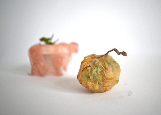 Đau đầu vì thải ra quá nhiều túi nilon mỗi lần ăn mì, cô sinh viên nghĩ cách ăn mì ăn cả gói - Ảnh 9.