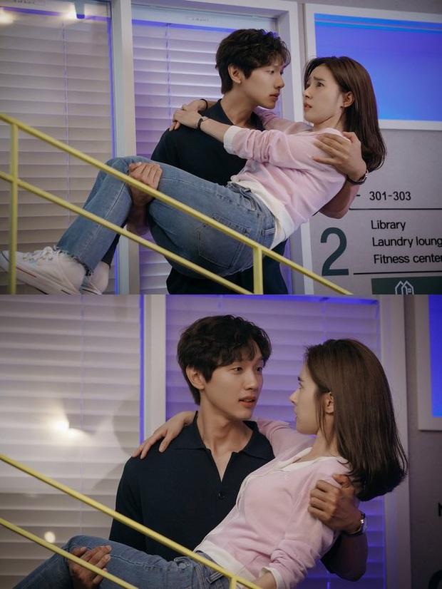"""Ngắm """"nàng cháo"""" Kim So Eun diễn nét """"thù đời"""" mà thấy tức vì chị miễn nhiễm trai đẹp 6 múi mạnh đến khó tin luôn á! - Ảnh 7."""