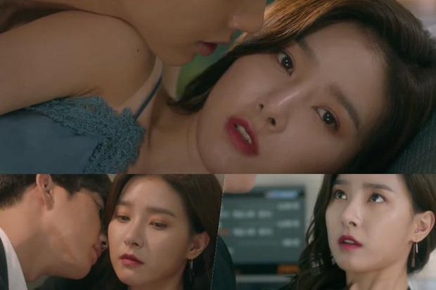 """Ngắm """"nàng cháo"""" Kim So Eun diễn nét """"thù đời"""" mà thấy tức vì chị miễn nhiễm trai đẹp 6 múi mạnh đến khó tin luôn á! - Ảnh 2."""