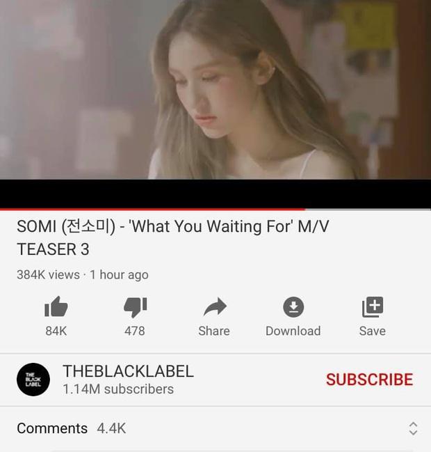 """Teaser thứ 3 của Somi bị hacker xóa ngay trước thềm tái xuất, cả idol lẫn fan vừa buồn vừa lo MV sắp ra lò sẽ """"bay màu"""" - Ảnh 3."""