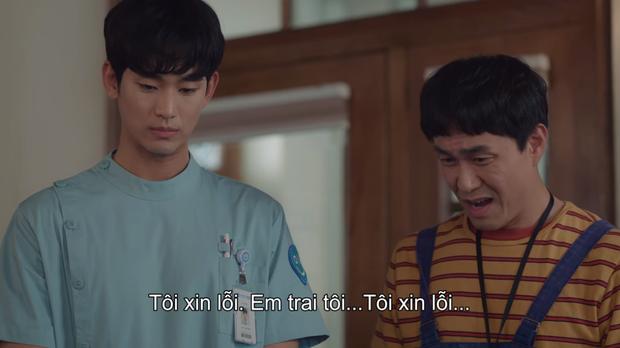 5 điều đẹp đẽ giữa anh em nhà Kim Soo Hyun ở Điên Thì Có Sao khiến ai nấy từ rưng rưng đến khóc lết - Ảnh 8.
