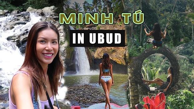 Tưởng ở Bali 4 tháng đã quá đủ mà Minh Tú vẫn hào hứng quay clip review du lịch, đáng tiếc là nơi nào cũng... đóng cửa hết - Ảnh 1.