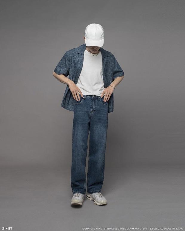 Chẳng màng ăn diện, anh điều dưỡng Kim Soo Hyun chỉ mặc dăm ba món đồ cơ bản vẫn khiến chị em xuýt xoa - Ảnh 10.