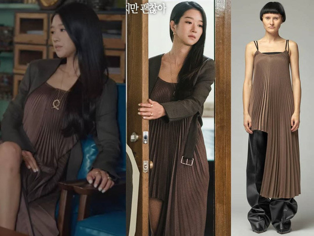 Seo Ye Ji đẹp đến độ làm lu mờ người mẫu của hãng, đồ khó cảm đến đâu cũng cân được tuốt - Ảnh 10.