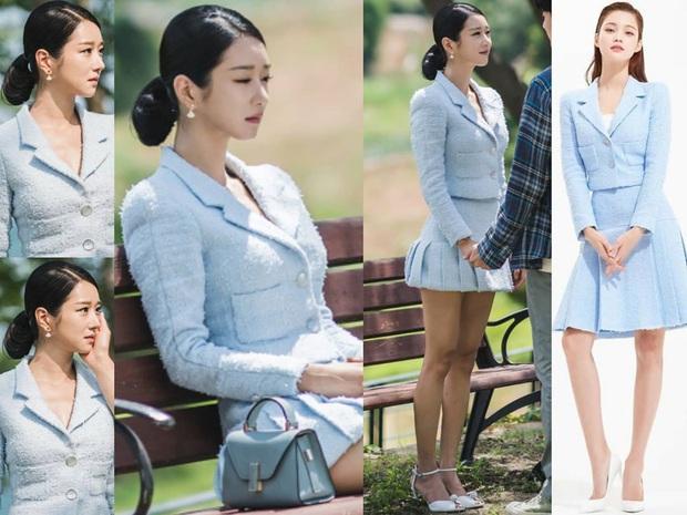 Seo Ye Ji đẹp đến độ làm lu mờ người mẫu của hãng, đồ khó cảm đến đâu cũng cân được tuốt - Ảnh 9.