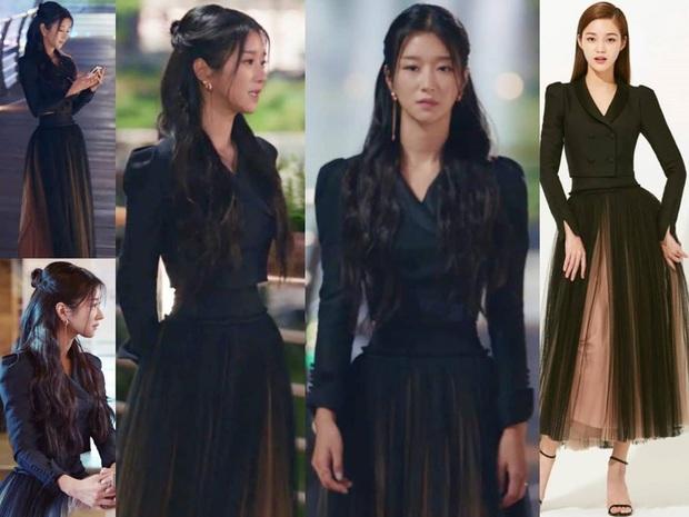 Seo Ye Ji đẹp đến độ làm lu mờ người mẫu của hãng, đồ khó cảm đến đâu cũng cân được tuốt - Ảnh 8.