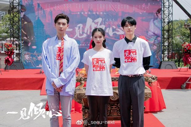 """Trần Tinh Húc tình tứ bên nữ chính phim mới, fan Đông Cung nức nở: """"Anh quên Tiểu Phong rồi sao?"""" - Ảnh 14."""