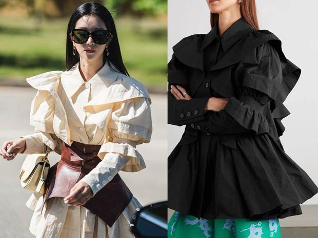 Seo Ye Ji đẹp đến độ làm lu mờ người mẫu của hãng, đồ khó cảm đến đâu cũng cân được tuốt - Ảnh 6.