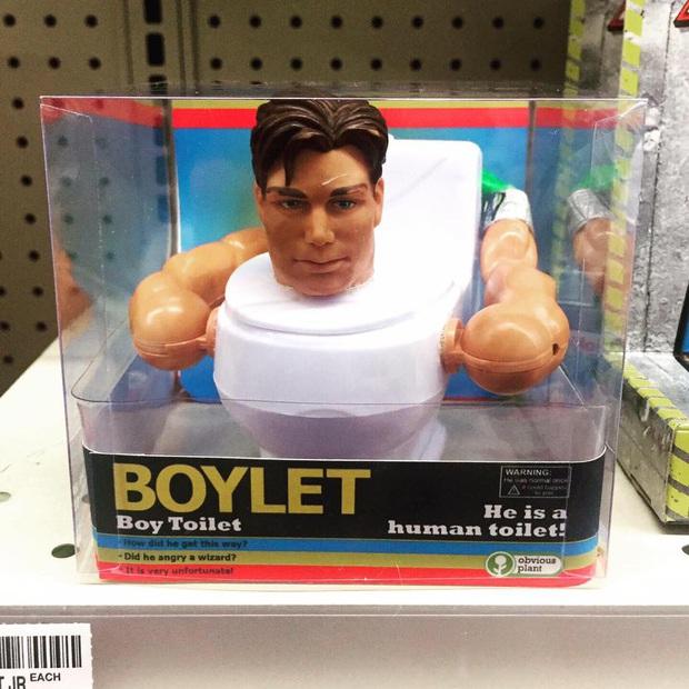 Công ty tấu hài cực mạnh vì chỉ sản xuất những món đồ chơi không ai hiểu nổi - Ảnh 13.