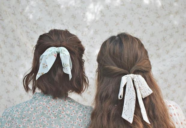 Vì thánh tạo trend Jennie mà đến Nhã Phương cũng miệt mài lấy dây ruy băng buộc tóc, cái kết khiến ai cũng trầm trồ - Ảnh 8.