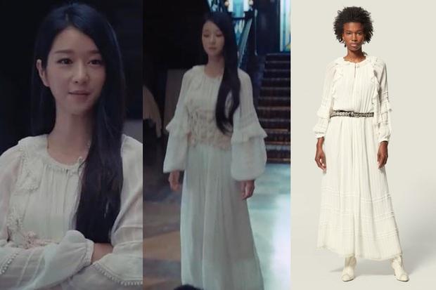 Seo Ye Ji đẹp đến độ làm lu mờ người mẫu của hãng, đồ khó cảm đến đâu cũng cân được tuốt - Ảnh 4.