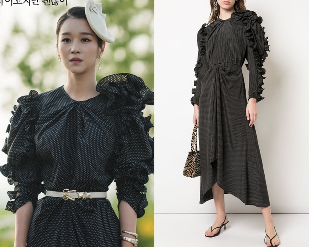 Seo Ye Ji đẹp đến độ làm lu mờ người mẫu của hãng, đồ khó cảm đến đâu cũng cân được tuốt - Ảnh 2.
