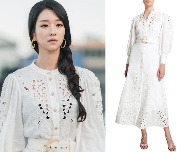 Seo Ye Ji đẹp đến độ làm lu mờ người mẫu của hãng, đồ khó cảm đến đâu cũng cân được tuốt - Ảnh 3.